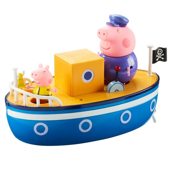 Barcuta pt baie Peppa Pig