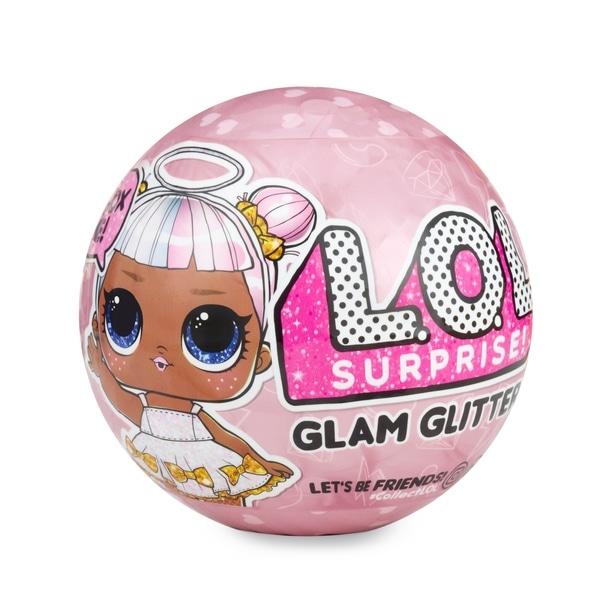 Papusa L.O.L. Surprise Glam Glitter