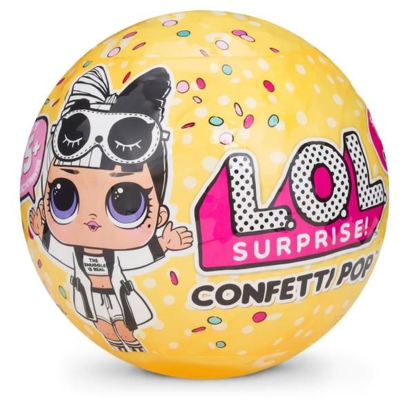 Papusa L.O.L. Surprise Confetti Pop Seria 3.2