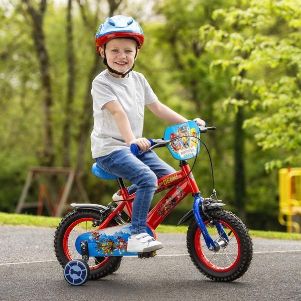 Bicicleta pentru copii Patrula Catelusilor