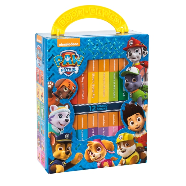 Prima mea biblioteca Nickelodeon  - Patrula Catelusilor
