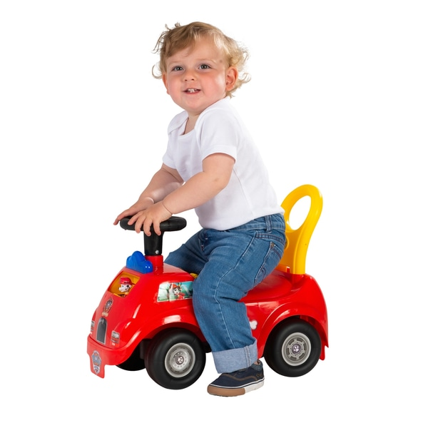 Masinuta fara pedale cu activitati -  Patrula Catelusilor
