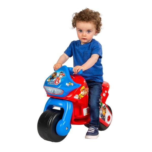 Bicicleta pentru incepatori Patrula Catelusilor
