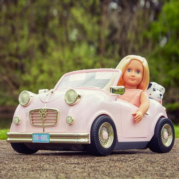 Our Generation - masina Retro