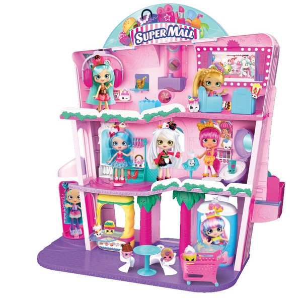 Shopkins - Super Mall Shopville