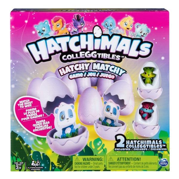 Joc Hatchy Matchy - Hatchimale Colleggtibles