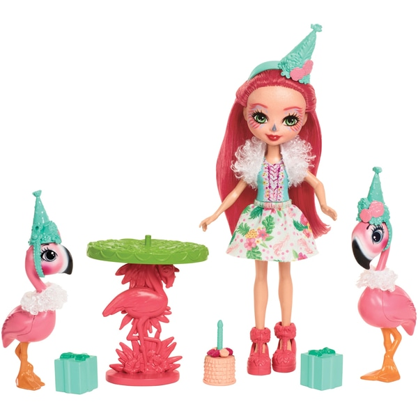 Petrecere Flamingo Enchantimals