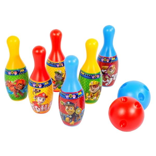 Set bowling Patrula Catelusilor