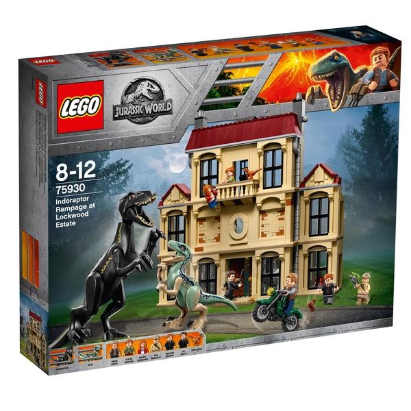 Lego 75930 Jurassic World Indoraptor