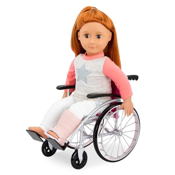 Our Generation - scaun cu rotile