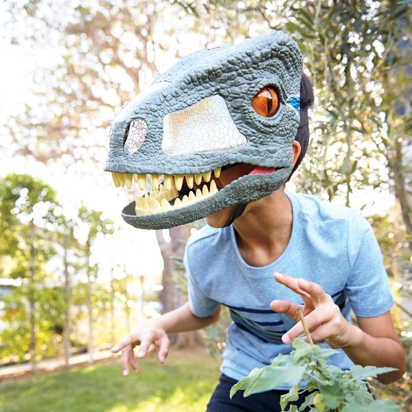Masca Velociraptor Blue