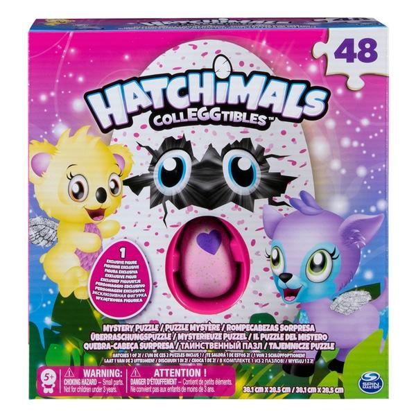 Puzzle Hatchimals 48 piese