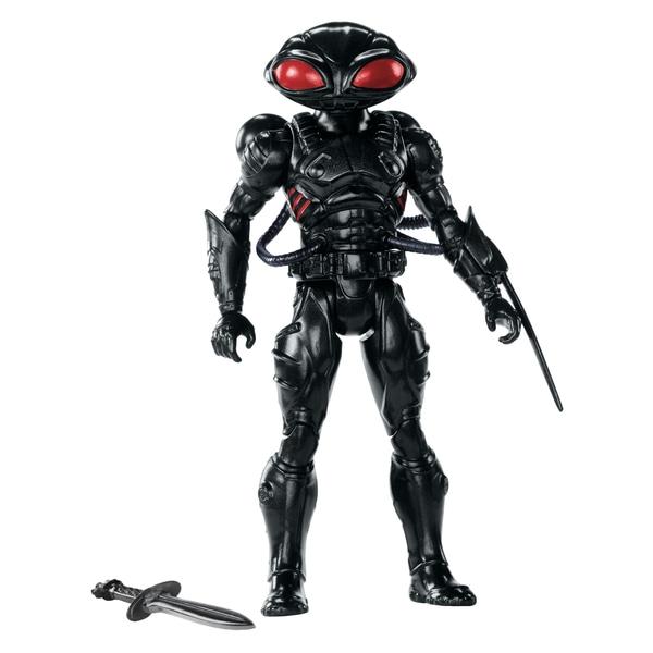 Figurina Black Manta 15 cm