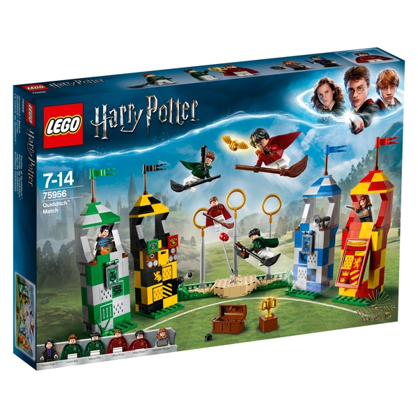LEGO 75956 Harry Potter Quidditch