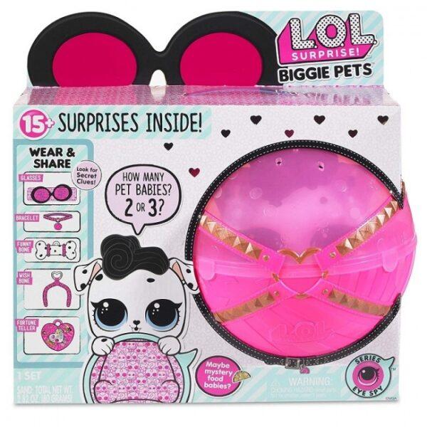 L.O.L. Biggie Pets - Dalmatian