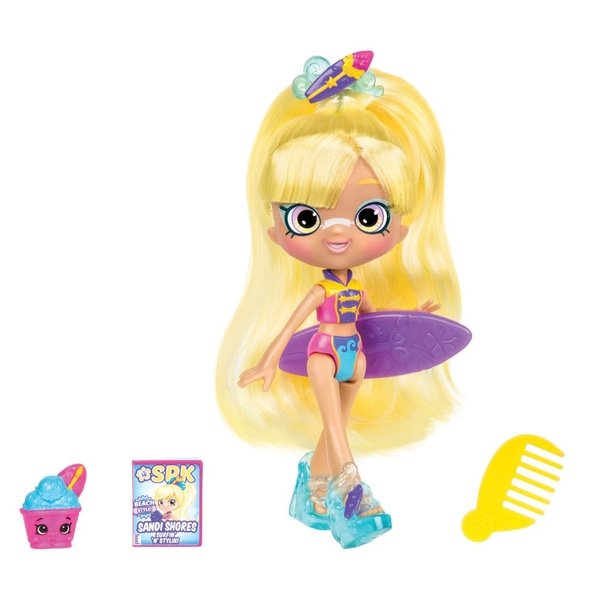 Shopkins - Magazin de papusi  - Sandy Shores