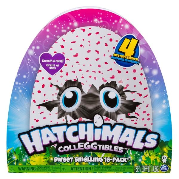 Cutie misterioasa parfumata - Hatchimals CollEGGtibles