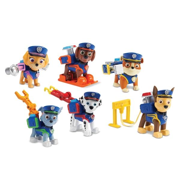 Set Politia de Salvare Patrula Catelusilor