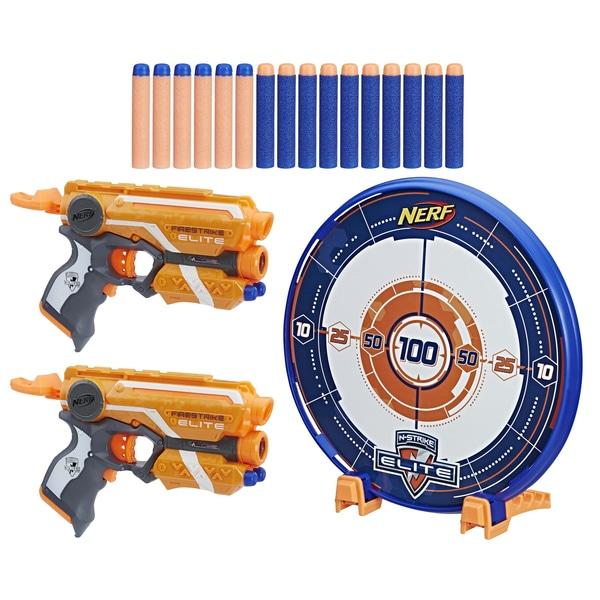 Set de ținte de precizie NERF N-Strike Elite