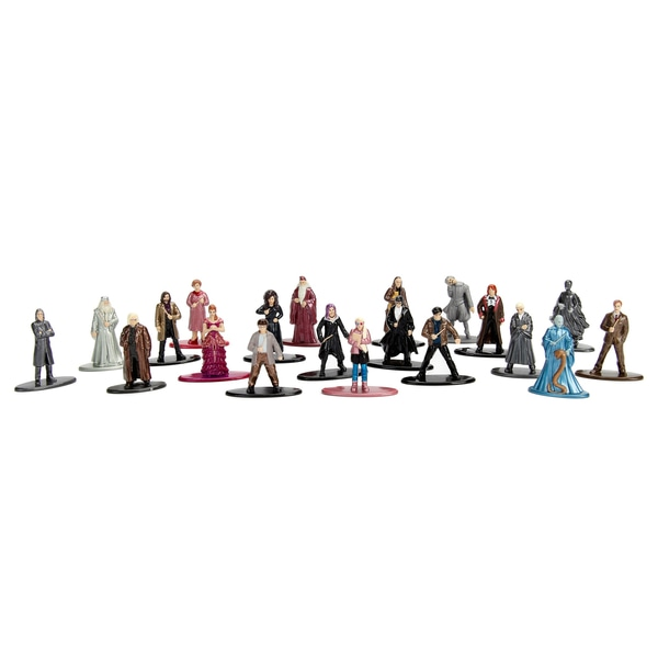 Figurine Nano Metal Pack