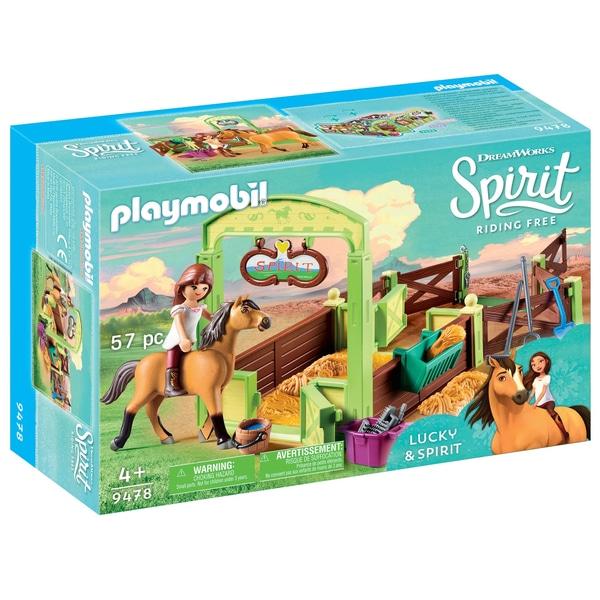 Playmobil 9478 Lucky si Spirit