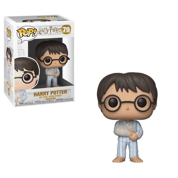 Figurina Harry Potter in PJs