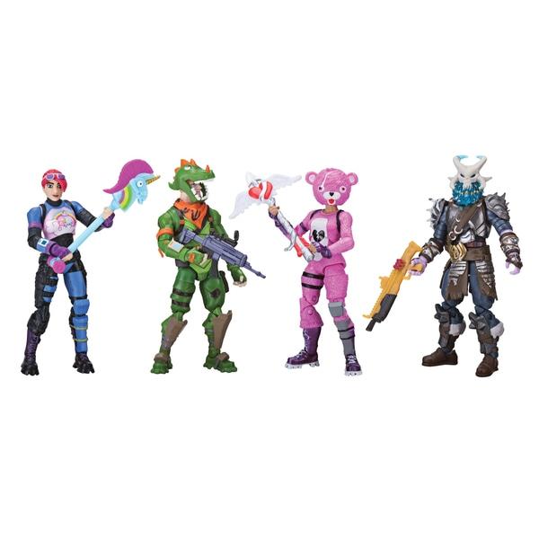 4 Figurine Fortnite