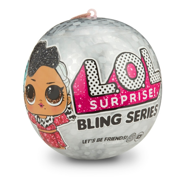 Papusa L.O.L. Bling Series