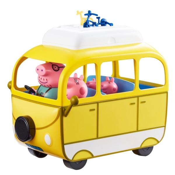 Set călătorie camping Peppa Pig