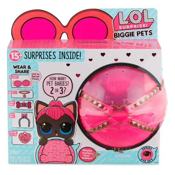 L.O.L. Piggie Pet - Spicy Kitty