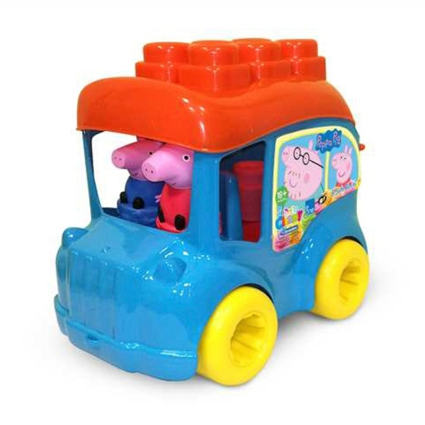 Peppa Pig Soft Clemmy Bus
