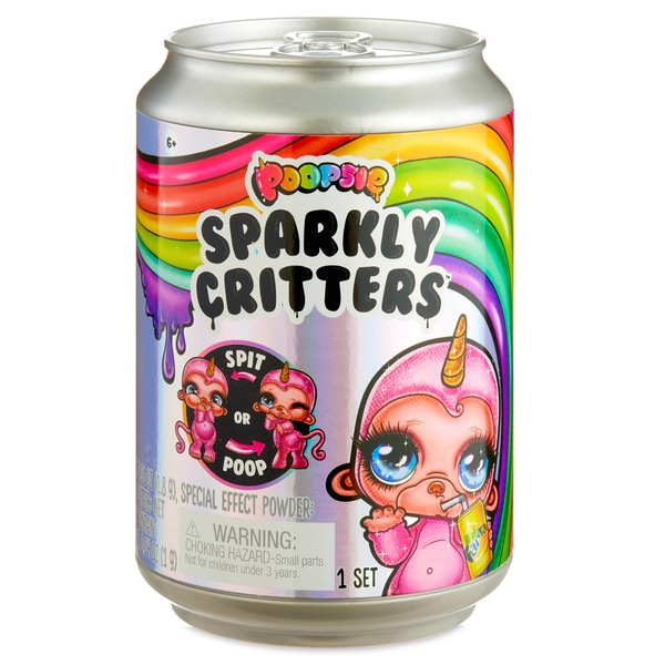 Poopsie Sparkly Critters seria 1