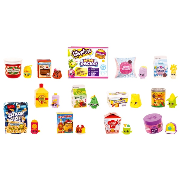 Shopkins - Mini  Pachete  Mega