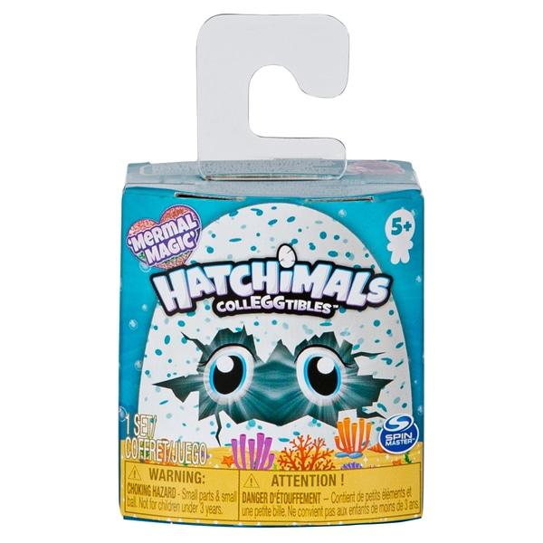 Hatchimals CollEGGtibles -  Sirena magica