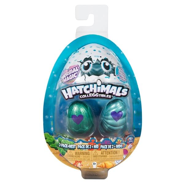 Pachet 2 Hatchimals CollEGGtibles plus cuib - Sezonul 5