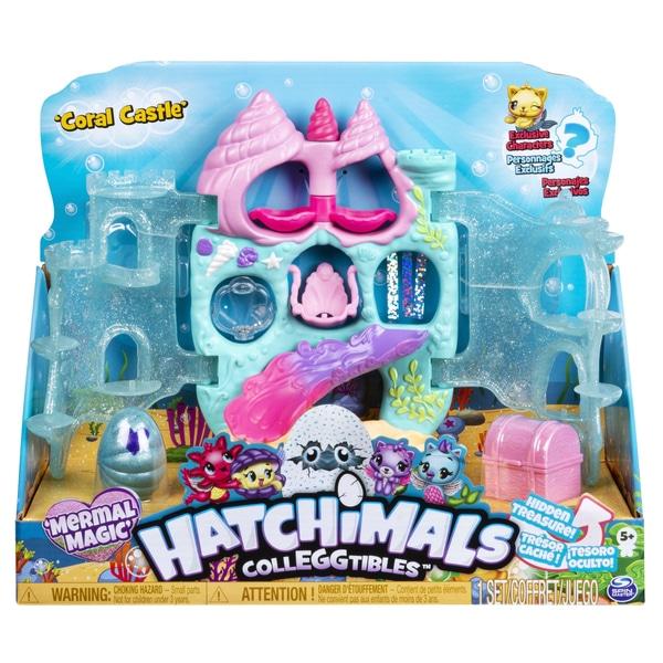 Hatchimals -  Set Castelul de Coral