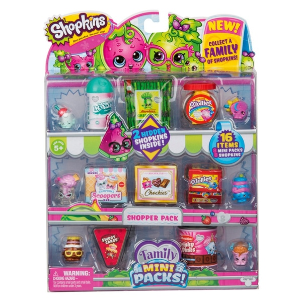 Shopkins - mini pachet Shopper