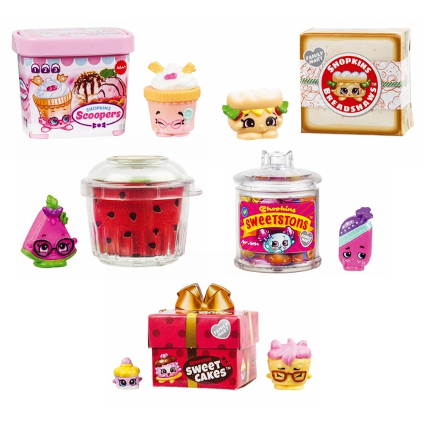 Shopkins -  Mini Pachete Supermarket