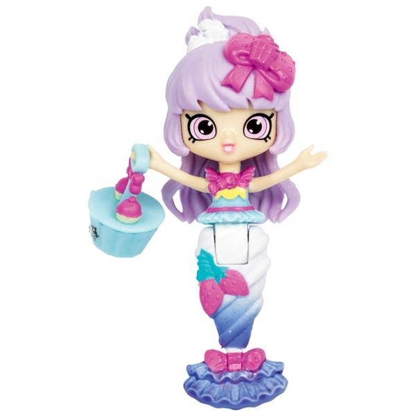 Shopkins Happy Places - Sirena si cai de mare