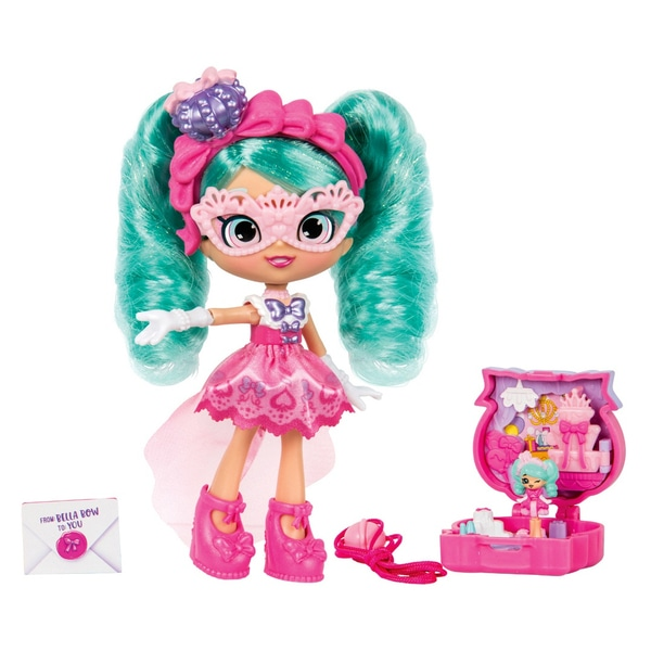 Shopkins - Păpușa Bella Bow