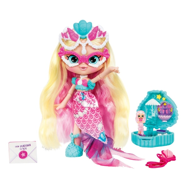 Shopkins - Papusa secreta  Shoppies Pearlina  a lui Lili