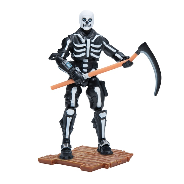 Figurina Solo Mode Core Skull Trooper 10cm Fortnite
