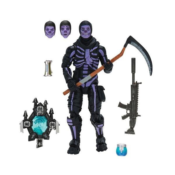 Figurina Fortnite Legendary Series 15cm Pack Skull Trooper