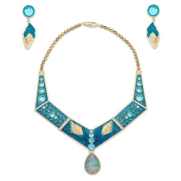 Set bijuterii Pocahontas