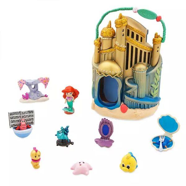Palatul lui Ariel - colectia Animator