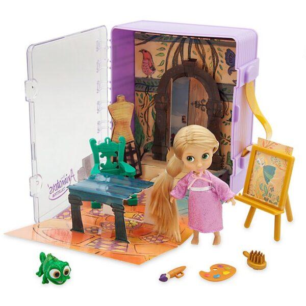 Set de joaca Rapunzel - Colectia Animator