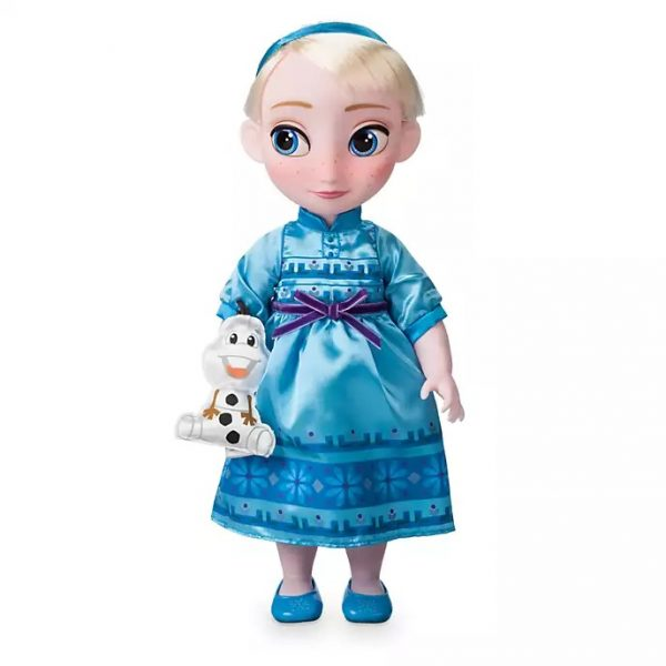 Papusa animator Elsa