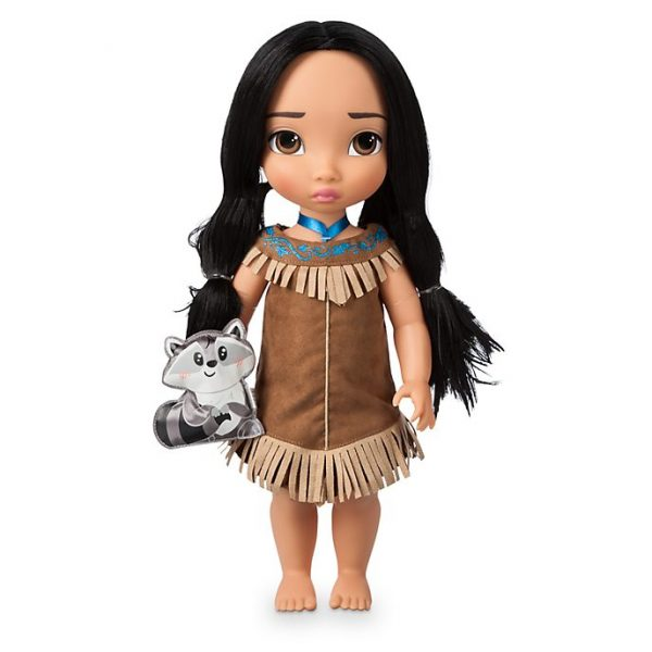 Papusa animator Pocahontas