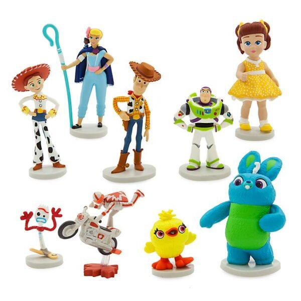 Set figurine Deluxe - Povestea Jucariilor