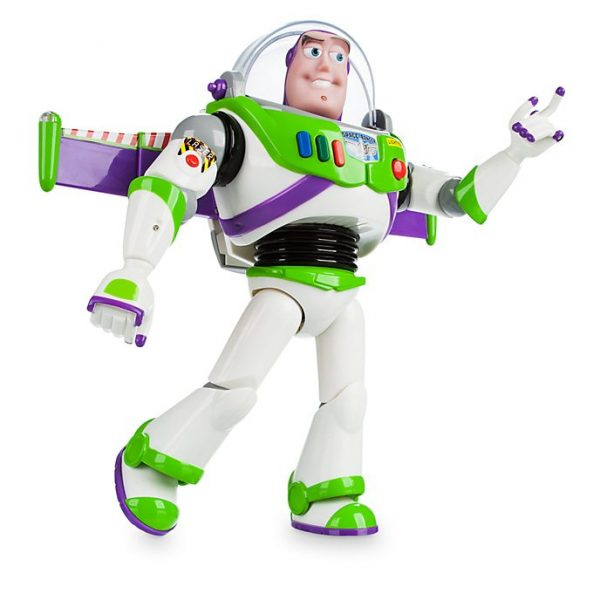 Figurina interactiva Buzz